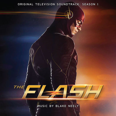 THE FLASH: SEASON #1 - Original Soundtrack by Blake Neely