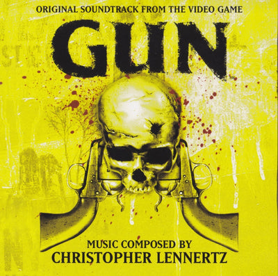 GUN - Original Videogame Soundtrack by Christopher Lennertz