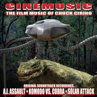 CINEMUSIC: FILM MUSIC OF CHUCK CIRINO OST (W/Free Digital Download/Digital booklet)