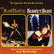THE BEASTMASTER / BEAUTY AND THE BEAST Original Soundtracks By Lee Holdridge