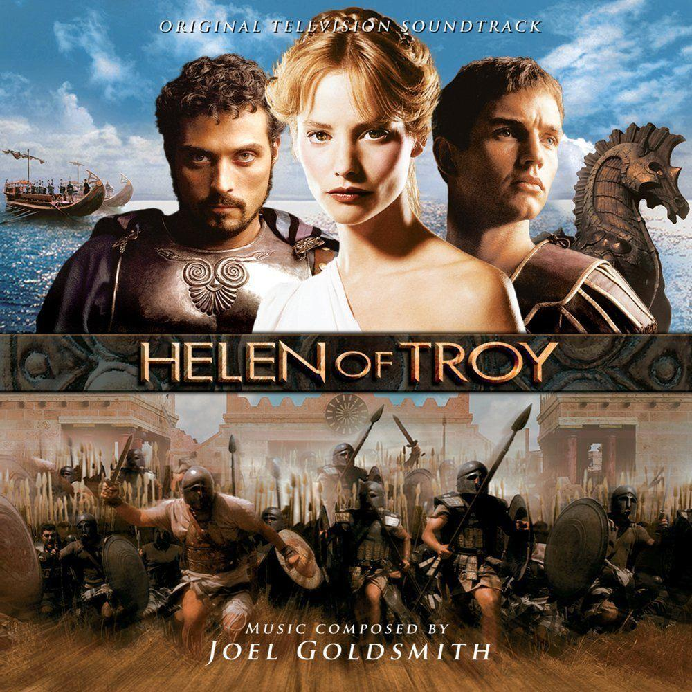 HELEN OF TROY - Original Soundtrack Recording by Joel Goldsmith