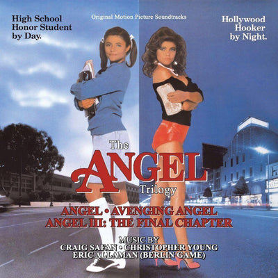 ANGEL TRILOGY - Soundtracks from ANGEL, AVENGING ANGEL & ANGEL 3