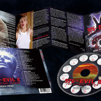 976-EVIL 2: THE ASTRAL FACTOR - Original Soundtrack by Chuck Cirino (CD comes with Free Digital Download/Digital booklet)