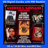 ANTONY I. GINNANE PRESENTS CLASSIC AUSTRALIAN FILM SCORES -Original Soundtracks