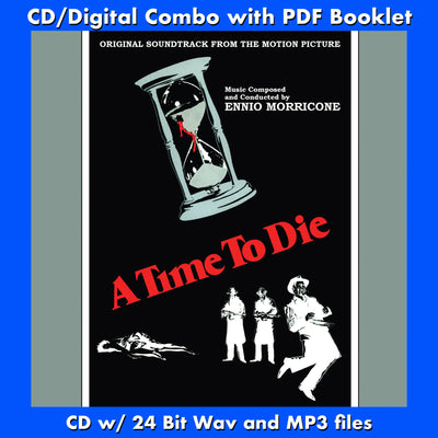 A TIME TO DIE - Original Soundtrack (CD comes with Free Digital Download/Digital booklet)