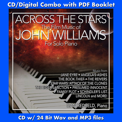 ACROSS THE STARS:FILM MUSIC OF JOHN WILLIAMS (W/Free Digital Download/Digital booklet)
