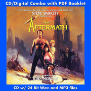 THE AFTERMATH - Original Soundtrack by John Morgan (CD comes with Free Digital Download/Digital booklet)