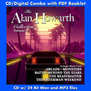 THE ALAN HOWARTH COLLECTION - VOLUME 2: Arcade/The Beastmaster/Monsters/Battle Beyond the Stars/The Osterman Weekend