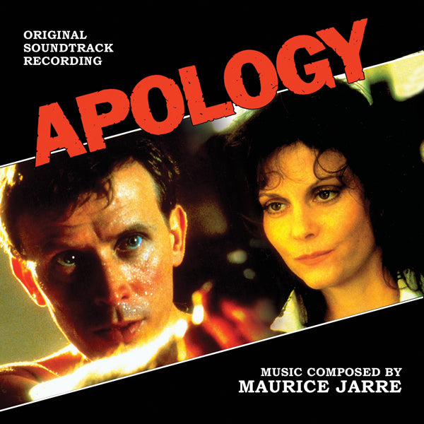 APOLOGY - Original Soundtrack by Maurice Jarre