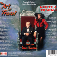 THE ART OF TRAVEL / GUILTY AS CHARGED - Original Soundtracks (CD comes with Free Digital Download/Digital booklet)