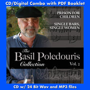 THE BASIL POLEDOURIS COLLECTION: VOL. 2 - (CD comes with Free Digital Download/Digital booklet)