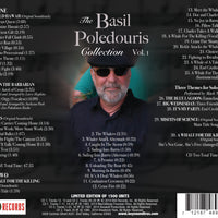 THE BASIL POLEDOURIS COLLECTION: VOL. 1  (CD comes with Free Digital Download/Digital booklet)