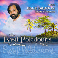 THE BASIL POLEDOURIS COLLECTION: VOL. 4 - BLUE LAGOON: PIANO SKETCHES (W/Free Digital Download/booklet)