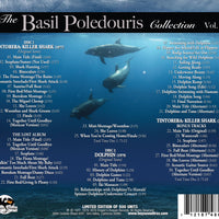 THE BASIL POLEDOURIS COLLECTION VOL 3 -Tintorera / Dolphin (w/Free Digital Download/Digital booklet)