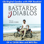BASTARDS Y DIABLOS - Original Soundtrack by Louis Febre