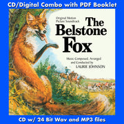 THE BELSTONE FOX - Original Soundtrack (CD comes with Free Digital Download/Digital booklet)