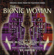 THE BIONIC WOMAN - Vol. 4: BIONIC BEAUTY / DEADLY RINGER / ONCE A THIEF - Music by Joe Harnell