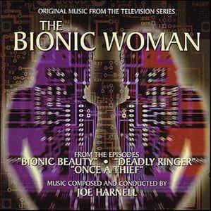 BIONIC WOMAN: BIONIC BEAUTY / DEADLY RINGER / ONCE A THIEF-Music by Joe Harnell