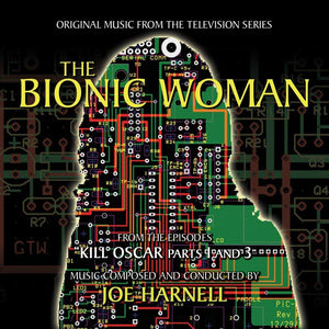 BIONIC WOMAN: KILL OSCAR PARTS 1 AND 3-Music by Joe Harnell