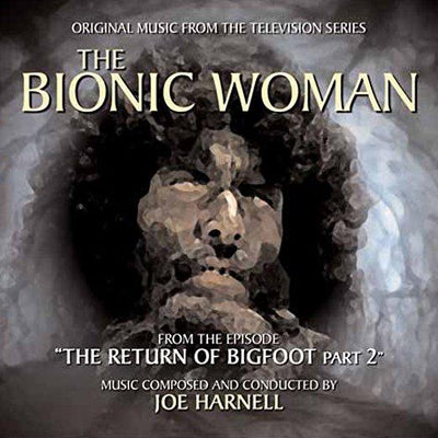 THE BIONIC WOMAN - Vol. 2: THE RETURN OF BIGFOOT PART 2 - Original Music by Joe Harnell