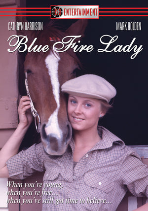 BLUE FIRE LADY - DVD release