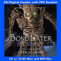 BONE EATER - Original Soundtrack (CD comes with Free Digital Download/Digital booklet)