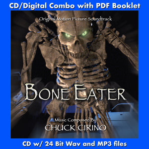 BONE EATER - Original Soundtrack by Chuck Cirino