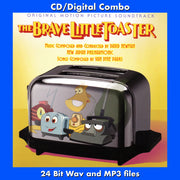 THE BRAVE LITTLE TOASTER - Original Soundtrack by David Newman and Van Dyke Parks (CD comes with Free Digital Download-24 Bit Wav, MP3)