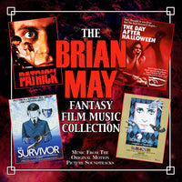 BRIAN MAY FANTASY FILM MUSIC COLLECTION, THE - Original Soundtrack by Brian May