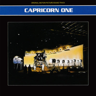 CAPRICORN ONE - Original Soundtrack by Jerry Goldsmith