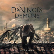DA VINCI'S DEMONS - Season Three: Original Soundtrack by Bear McCreary