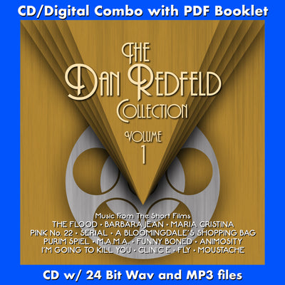THE DAN REDFELD COLLECTION - Music from various short films by Dan Redfeld