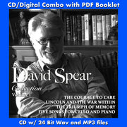 THE DAVID SPEAR COLLECTION - VOLUME 1