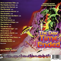 THE DAY TIME ENDED - Original Soundtrack by Richard Band