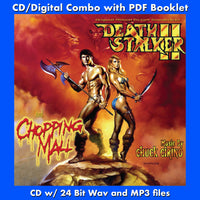 DEATHSTALKER 2/CHOPPING MALL - Original Soundtracks (W/Free Digital Download/Digital booklet)