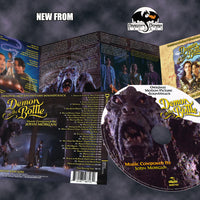 DEMON IN THE BOTTLE - Original Soundtrack by John Morgan