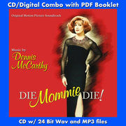 DIE MOMMIE DIE - Original Soundtrack by Dennis McCarthy