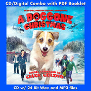 A DOGGONE CHRISTMAS - Original Soundtrack (CD comes with Free Digital Download/Digital booklet)