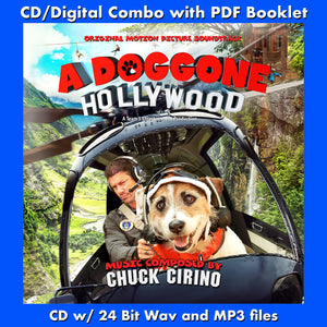 A DOGGONE HOLLYWOOD - Original Soundtrack (CD comes with Free Digital Download/Digital booklet)