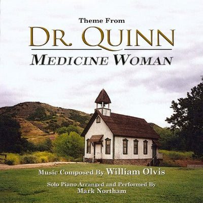 DR. QUINN MEDICINE WOMAN - Main Theme Sheet Music (with Free MP3 recording of this piece