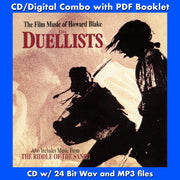 THE DUELLISTS / THE RIDDLE OF THE SANDS: FILM MUSIC OF HOWARD BLAKE - Original Soundtracks