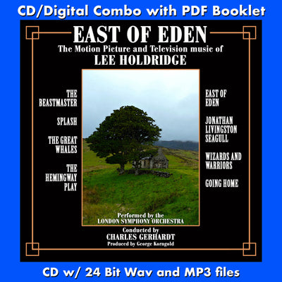 EAST OF EDEN - FILM AND TV MUSIC OF LEE HOLDRIDGE