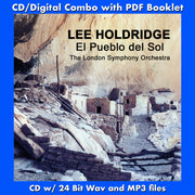 EL PUEBLO DEL SOL - Original Soundtrack (CD comes with Free Digital Download/Digital booklet)