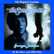 THE ESCAPE ARTIST - Original Soundtrack by Georges Delerue  (CD comes with Free 24/44.1khz/MP3 exclusive bundle)