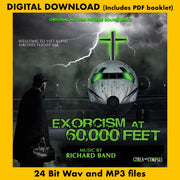 EXORCISM AT 60,000 FEET - Original Soundtrack by Richard Band