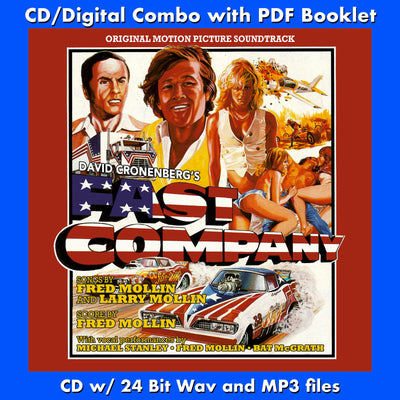 FAST COMPANY - Original soundtrack