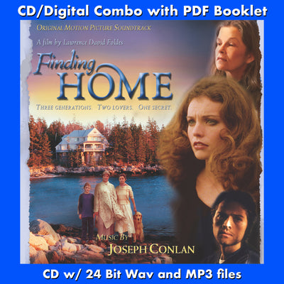 FINDING HOME - Original Soundtrack (CD comes with Free Digital Download/Digital booklet)