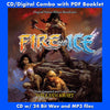 FIRE AND ICE - Original Soundtrack Recording by William Kraft