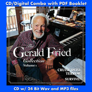 THE GERALD FRIED COLLECTION - VOL. 1: CRUISE INTO TERROR / SURVIVE!