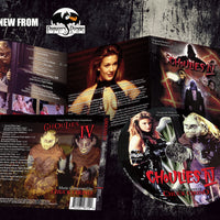 GHOULIES IV - Original Motion Picture Soundtrack by Chuck Cirino